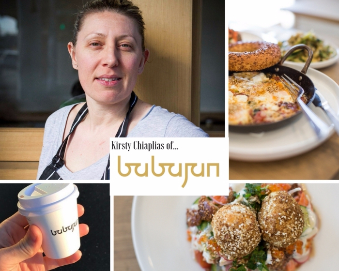 Talking Turkish with Chef, Kirsty Chiaplias of Babajan