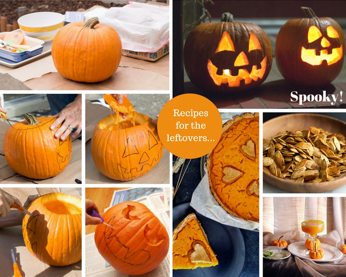 Give 'Em Pumpkin to Talk About - Perfect Halloween Pumpkins.