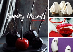 Spooky Desserts