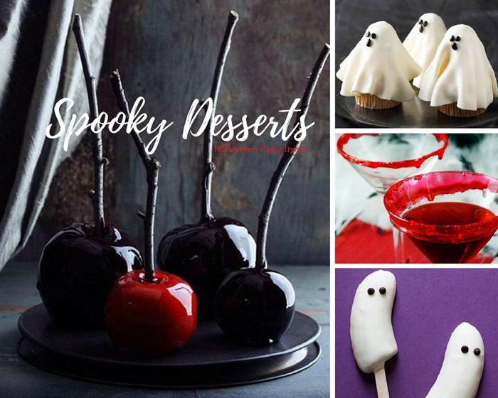 Spooky Desserts
