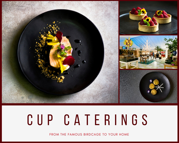 Cup Caterings: Behind the Scenes with EPICURE's Rachel Dolan