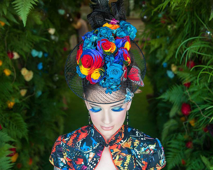 Fascinating Fascinators: Melbourne Cup 2017 Fashion Tips