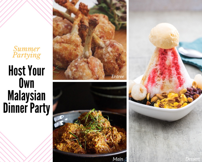 Host Your Own Malaysian Dinner Party