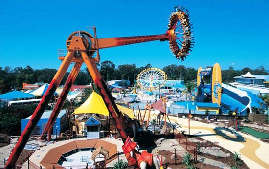 Australia's Theme Park Wonderland