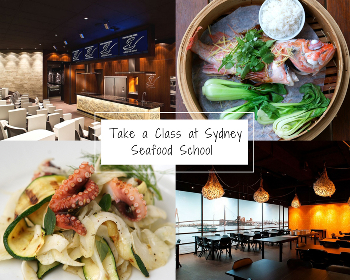 Take a Class at Sydney Seafood School