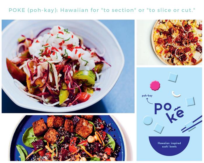 Poke: Hawaiian Inspired Sushi Bowls
