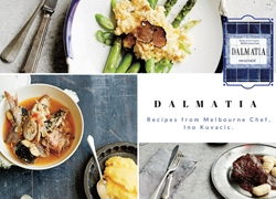Dalmatia – Recipes from Croatia's Mediterranean Coast