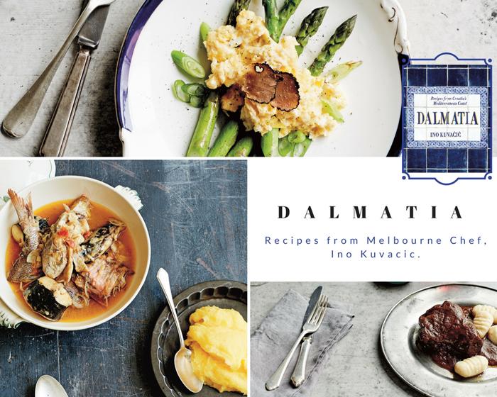 Dalmatia – Recipes from Croatia's Mediterranean Coast