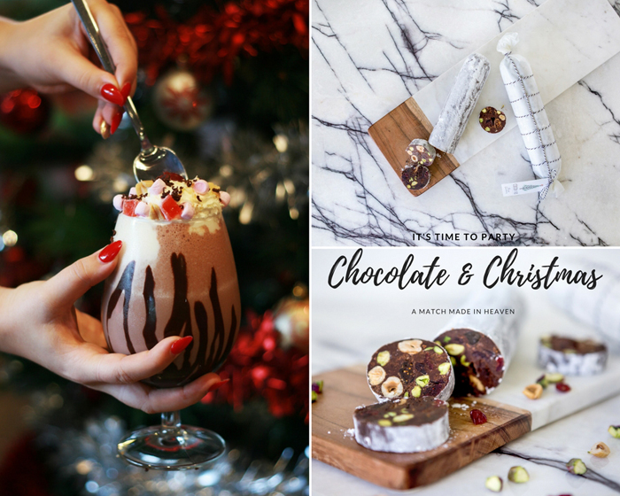 A Chocolate Kind of Christmas