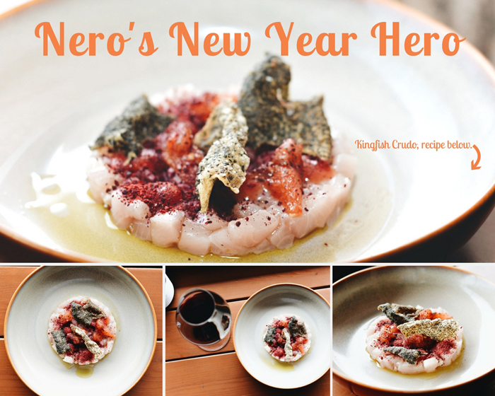 Nero's New Year Hero: Chef Jayden Barker's Best Summer Recipe