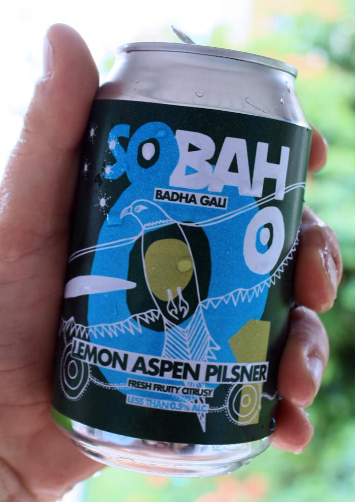 SOBAH Beer - A Lighter Summer Celebration