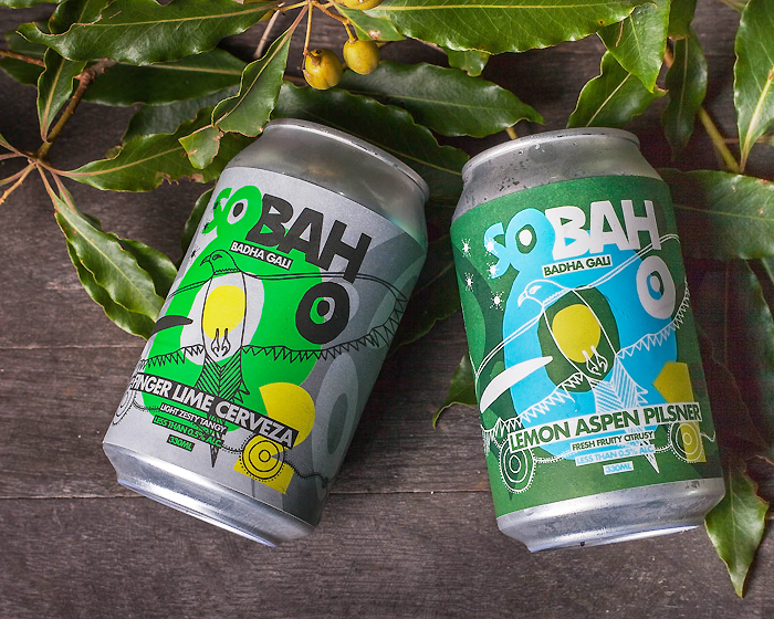 SOBAH Beer - A Lighter Summer Celebration