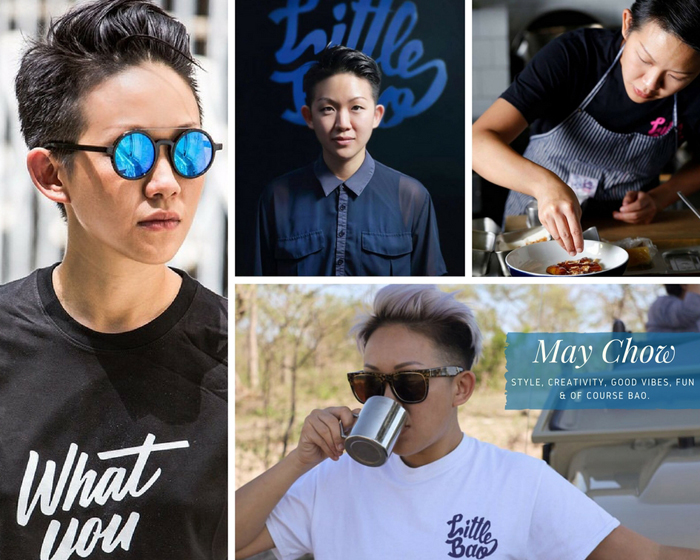Lively Little Bao  - We Speak with Creative and Creator, May Chow