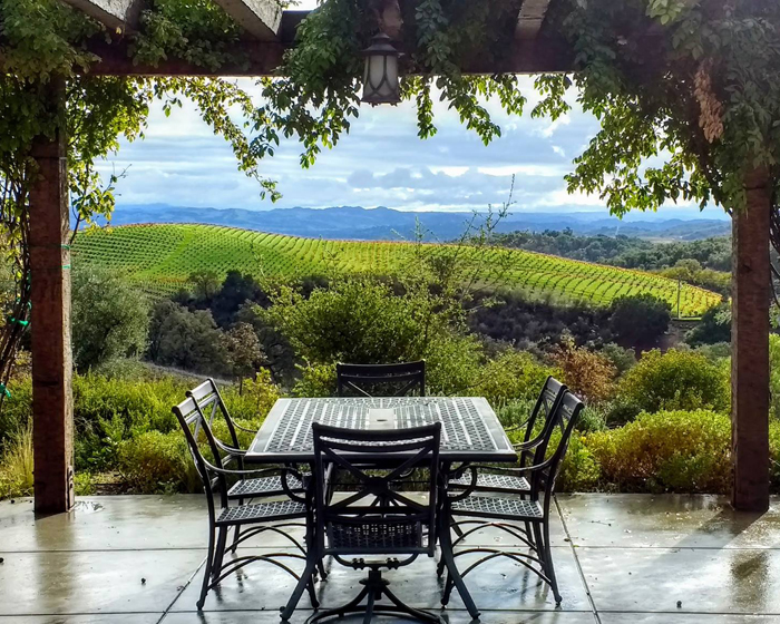 California Dreaming - Croad Vineyards