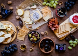 A Match Made in Heaven: We Give the Cheese on Wine Pairings