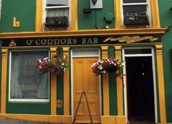 An O'Connor Pub Crawl through Ireland
