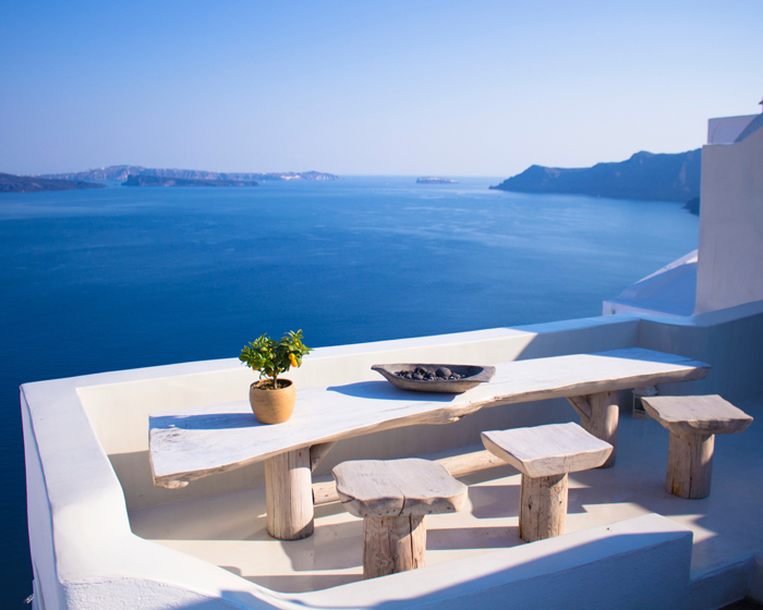 Santorini for First Timers