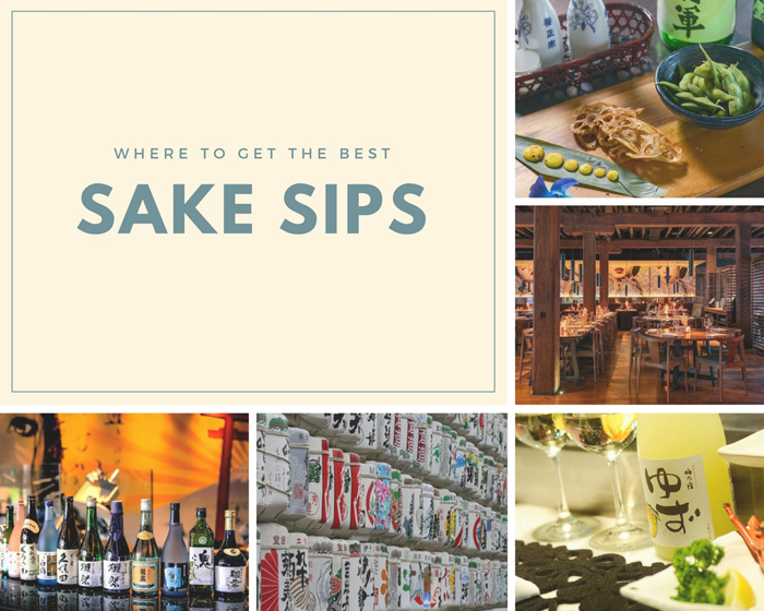 Where to Get the Best Sake Sips