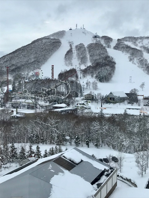 Japanese Journey - Skiing the Orient
