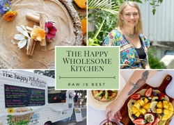 The Happy Wholesome Kitchen – Raw is Best