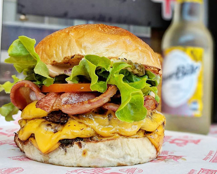 Burgermania! Chow Down on Australia's Best Burgers