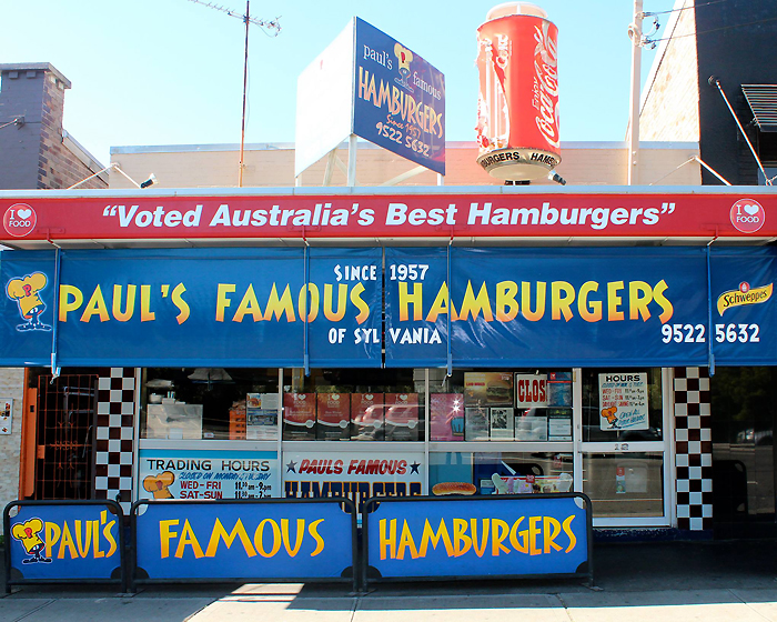 60 Years of Famous - Paul's Famous Burgers in Sylvania