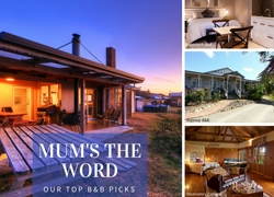 Send Mum on a Weekend Away this Mother's Day with our Top 5 Bed and Breakfast Picks