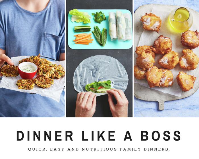Dinner Like a Boss!