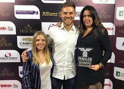 Helena Adentro Wins Fenalco Entrepreneurial Award