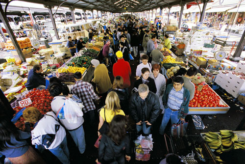 Markets in Victoria