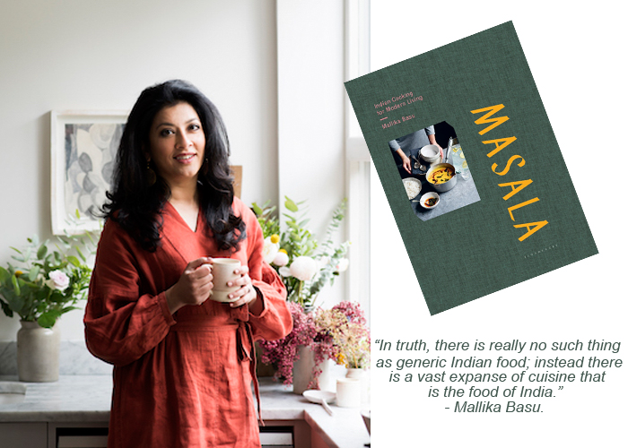 More than Curry: Indian Cooking for Modern Living with Mallika Basu
