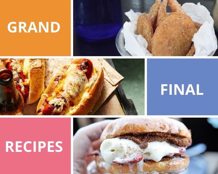 Kick Off! 6 Finger Lickin' Good Grand Final Recipes