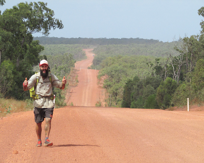 Taming the Camino before a Walkabout Down Under: the Alex Johnson Story