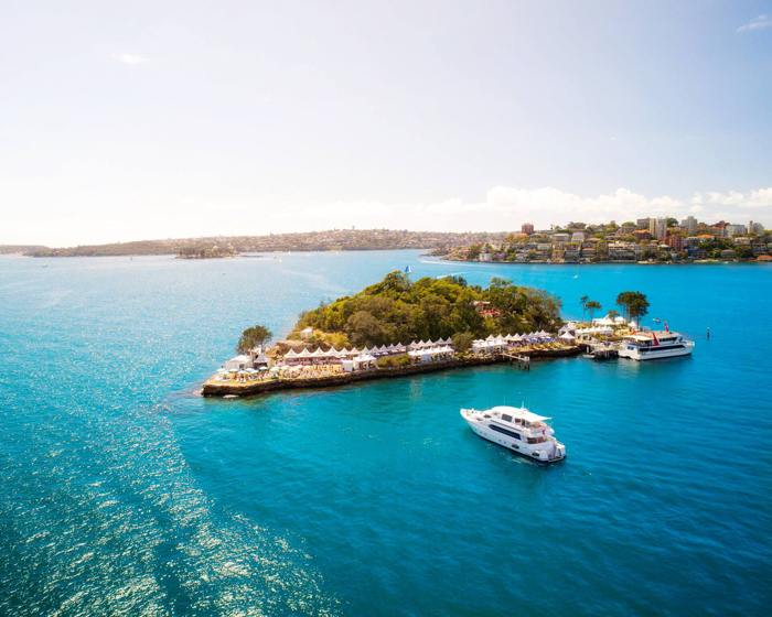 Wine Island, Sydney - Welcome to Paradise