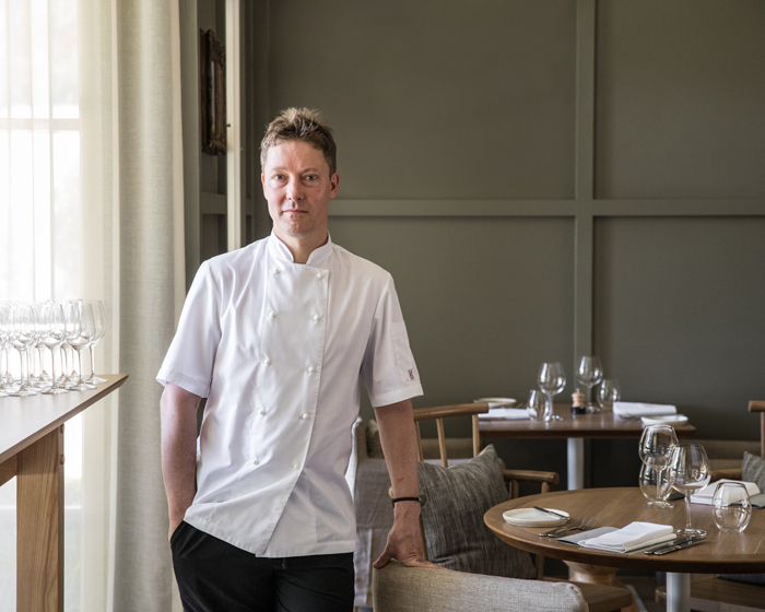 Lindenderry at Red Hill welcomes revered Chef David Green to The Dining Room
