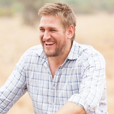 Curtis Stone Goes on an Epic WA Road Trip and We've got the Photos to Prove It