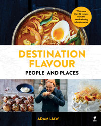 Travelling the World with Adam Liaw, One Dish at a Time