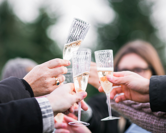 6 of our Favourite Sparkling Wines for New Year's Eve