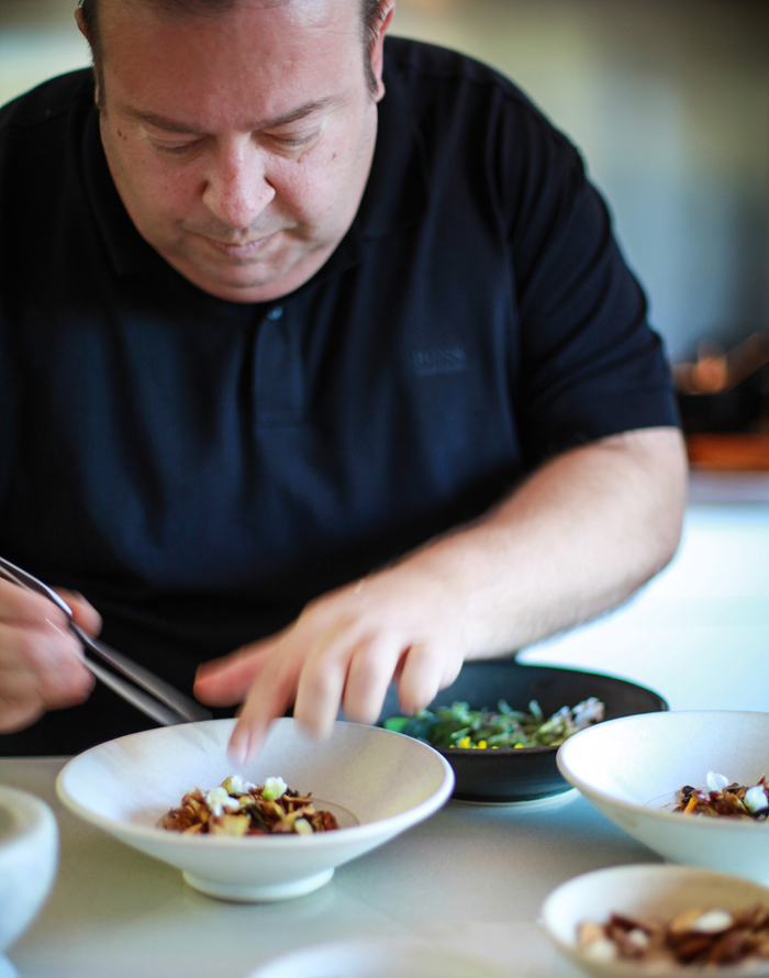 Exploring the Elements of Life with Peter Gilmore, Tetsuya Wakuda and Lennox Hastie in Maeve O'Meara's Food Safari