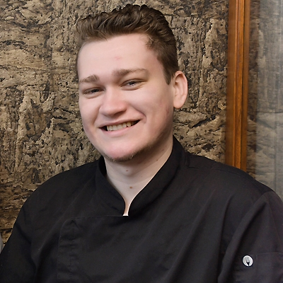Man on a Mission, We Speak with Young Gun Chef, Jayden Barker