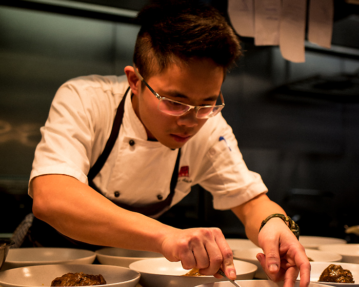 From Cheeky Monkey to Wild Duck, we speak with Chinese Chef, Will Liang