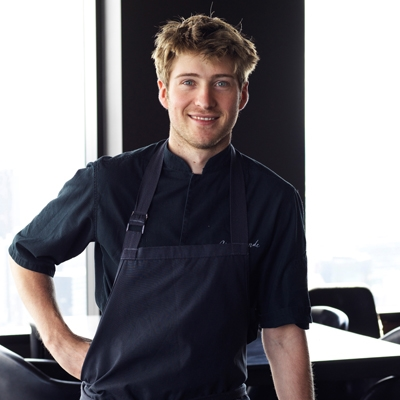 Meet Vue de monde's New Executive Chef, Hugh Allen