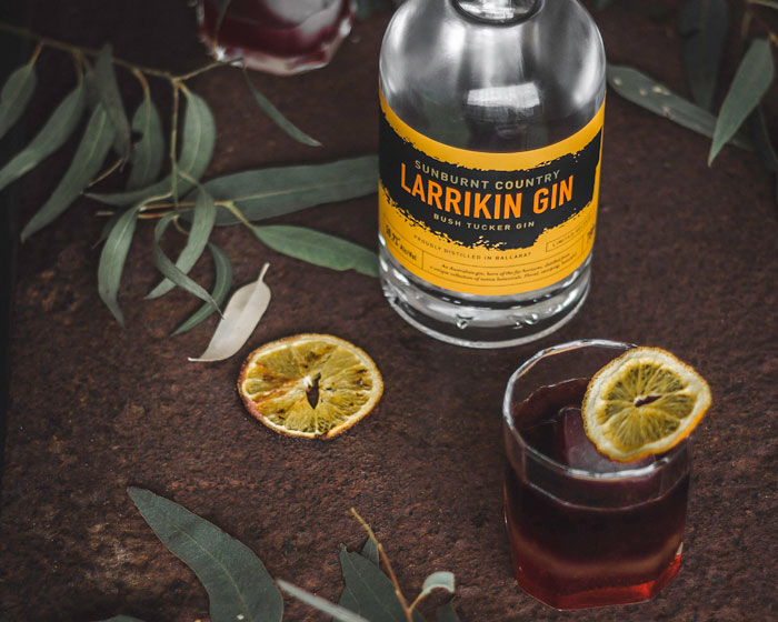 We Love a Sunburnt Country - Especially with Larrikin Gin