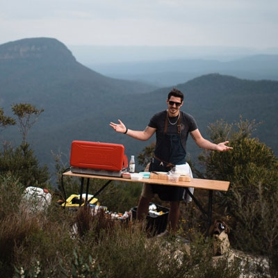 Where in the Wilderness Would You Dine? We Speak with The Wilderness Chef, Cooper Thomas