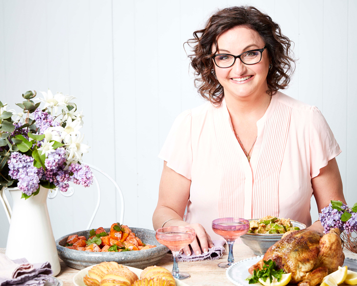 From Weird Little Girl to Singing MasterChef: Julie Goodwin Talks Mother's Day with AGFG