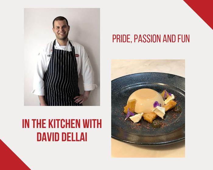 In the Kitchen with Il Bacaro's Chef Hat Awarded Chef, David Dellai