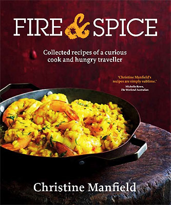 Book Review - Fire & Spice by Christine Manfield