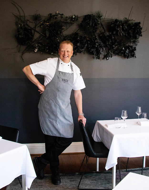 From Working Class Manchester to Moss Vale: We Talk to Birch's Executive Chef, Ben Bamford