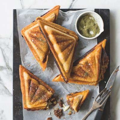 Have You Tried Kangaroo Ragu Jaffles?