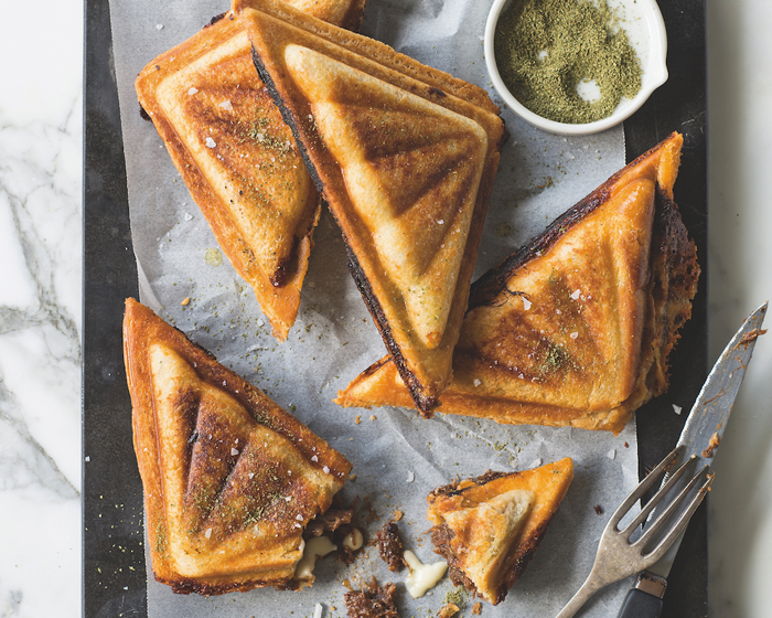 Have You Tried Kangaroo Ragu Jaffles?